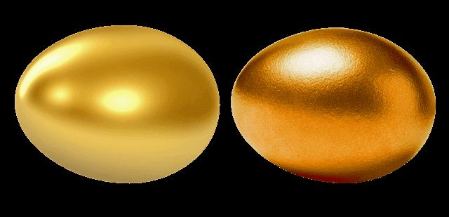 sonhar com ovos de ouro