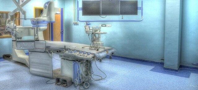 internado no hospital
