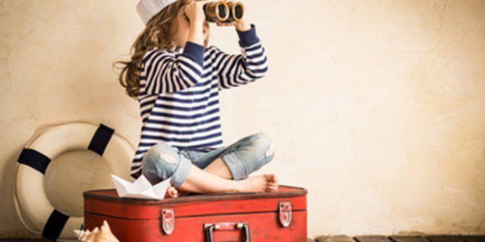 sonhar com mala de viagem