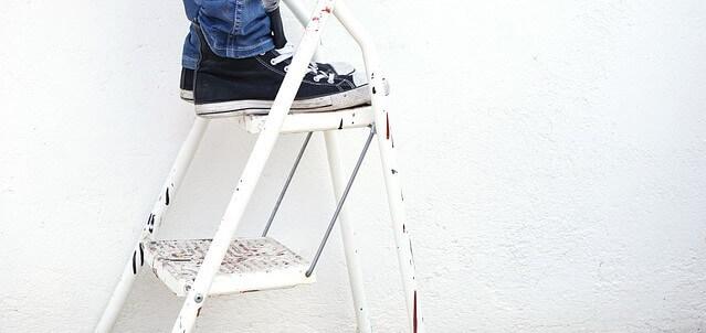 escada alta