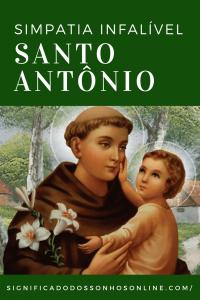 ▷ Simpatias de Santo Antônio 【INFALÍVEL】