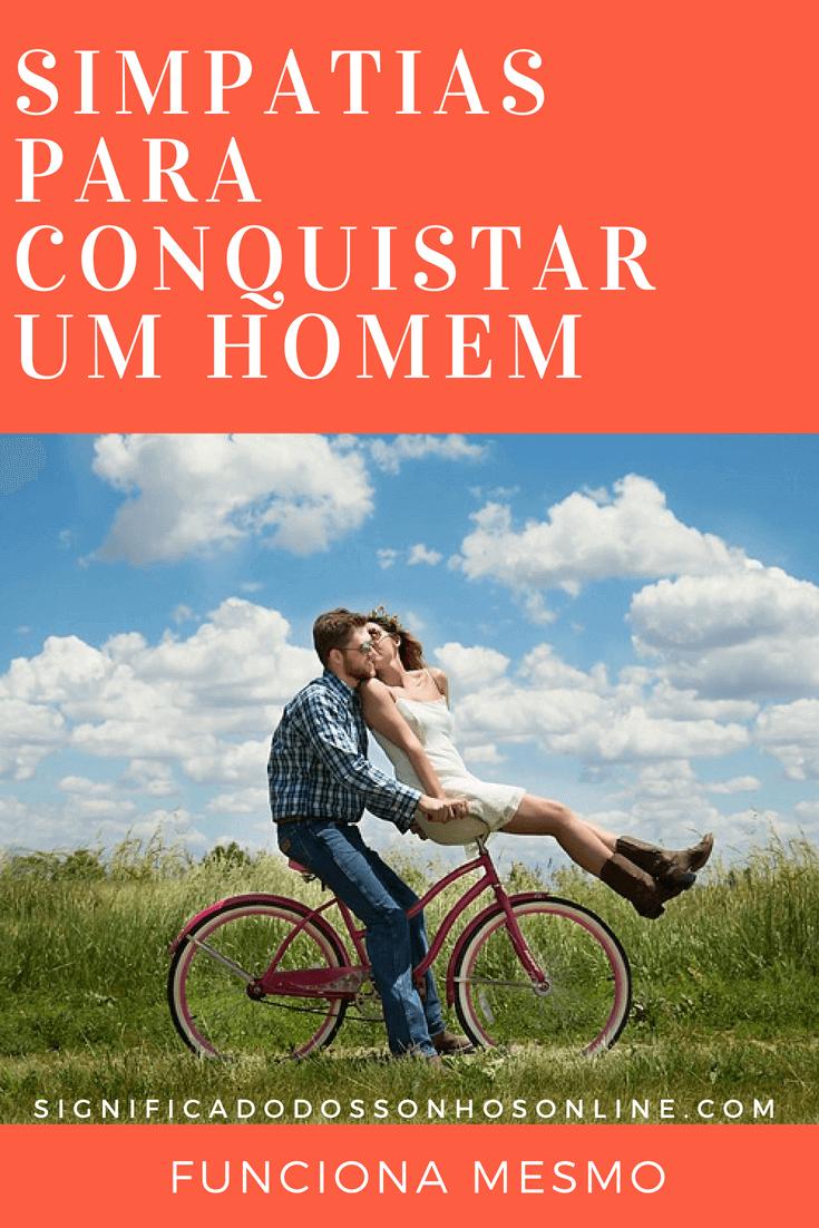 You are currently viewing ▷ Simpatias para Conquistar um Homem 【FUNCIONA MESMO】