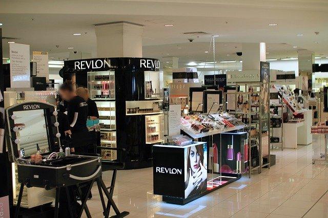 perfumes na loja