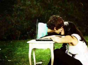Namoro pela internet pode dar certo?