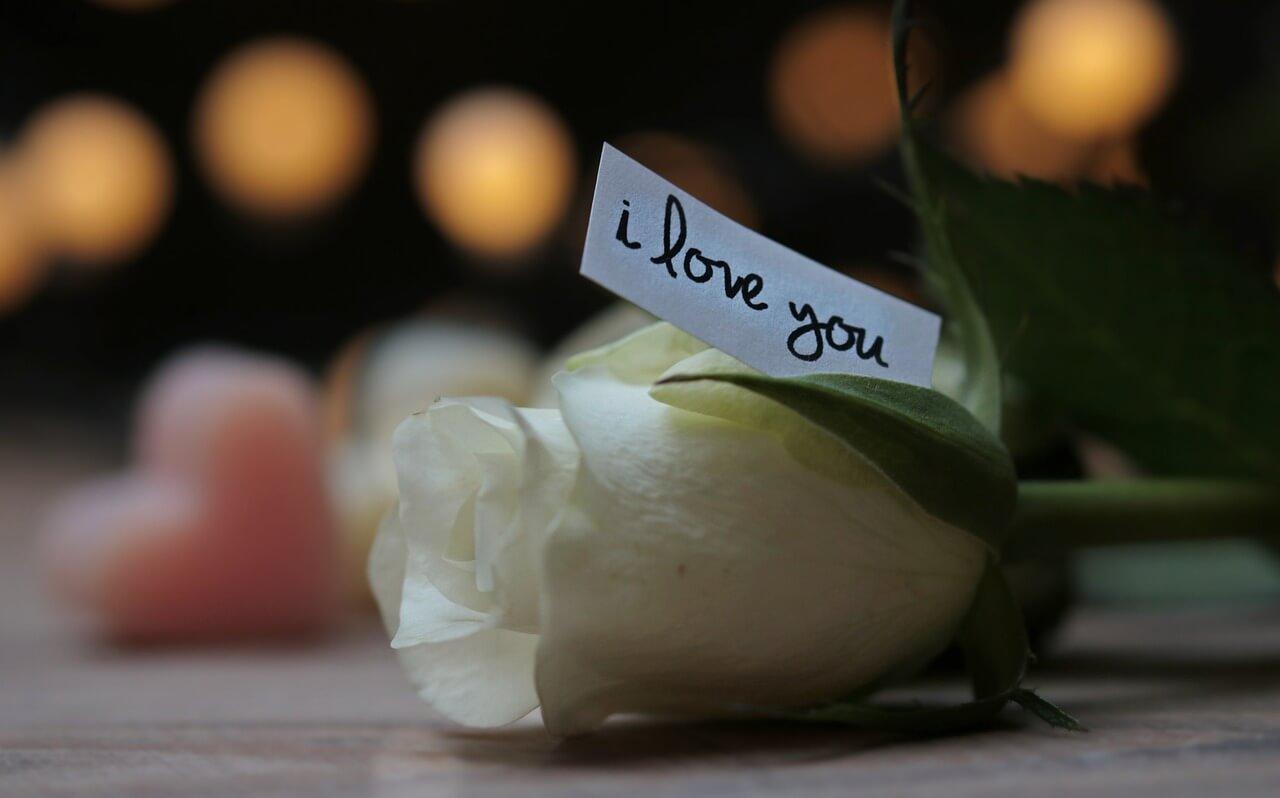 Quando dizer eu te amo?