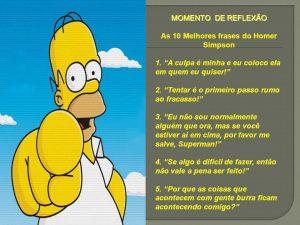 Frases Homer Simpson