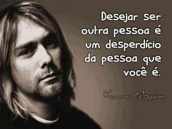 Frases Kurt Cobain
