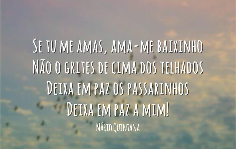 You are currently viewing Frases Incríveis Do Mário Quintana Para Refletir