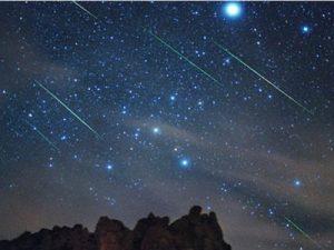 ▷ Sonhar com Chuva de Meteoros【IMPERDÍVEL】 –