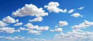 ▷ Sonhar Com Nuvens 【IMPERDÍVEL】