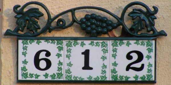numerologia de uma casa
