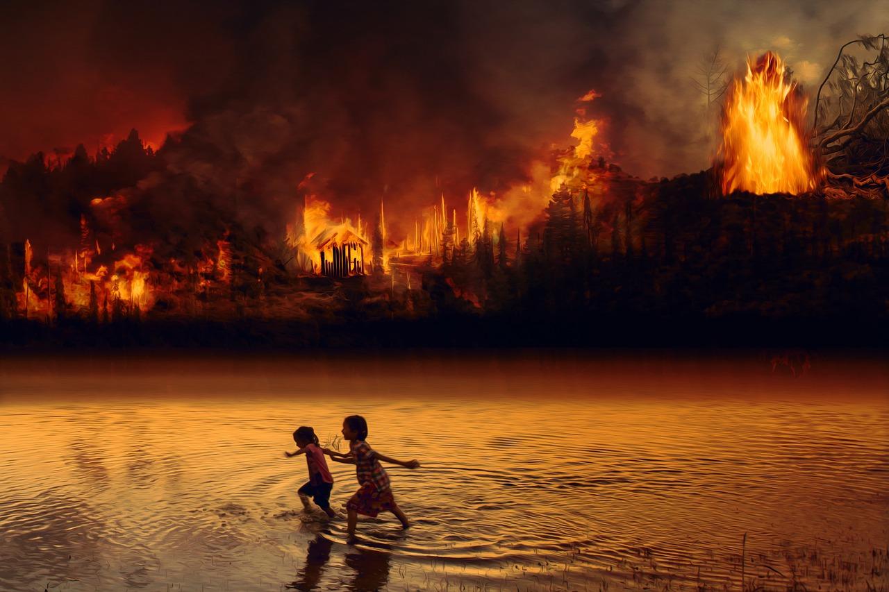 ▷ Sonhar Com Incêndio é Mau Presságio?