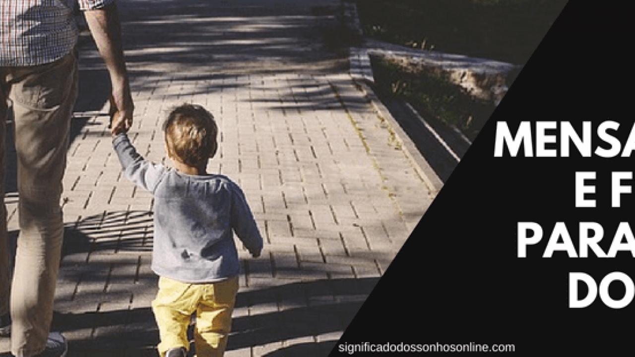 50 Mensagens E Frases Para O Dia Dos Pais Só As