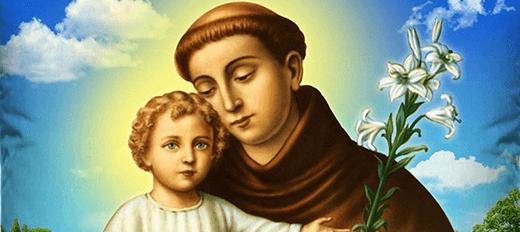 oração milagrosa de santo antonio