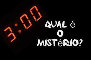 ▷ O Mistério de Acordar As 3 da Manhã 【Não se assuste com o significado】