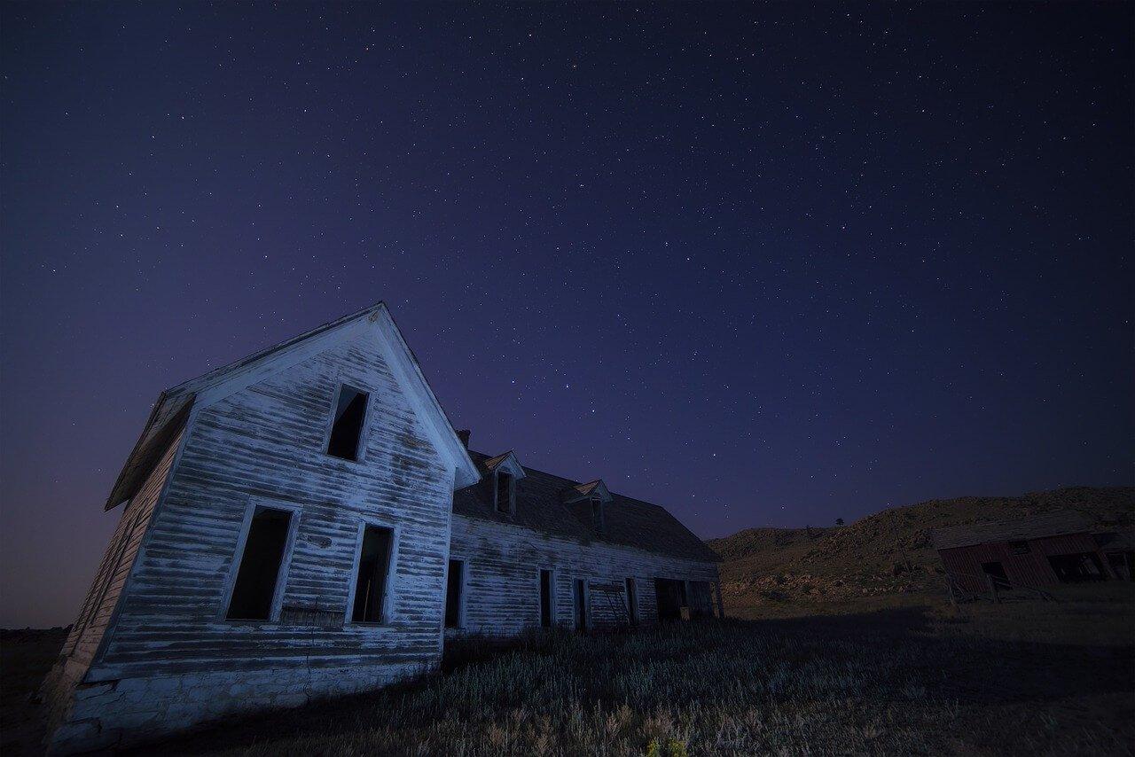 A Hora Da Bruxa – Coisas Estranhas Que Acontecem Entre 03:00 e 04:00