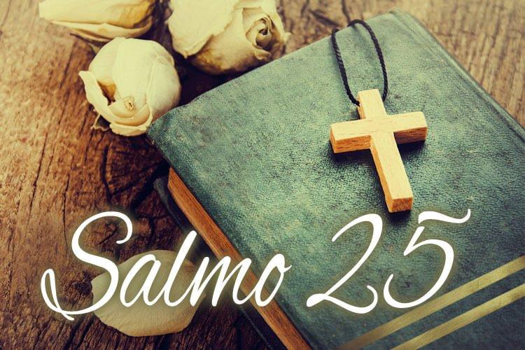 ▷ Faça Essa Oração do Salmo 25 Para Receber Ajuda De Deus Hoje
