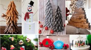 8 Artesanatos de Natal Fáceis De Fazer – Passo a Passo