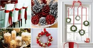 As Melhores Ideias De Decoração De Natal Gastando Pouco