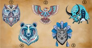 Escolha Um Totem e Descubra Quais São Seus Poderes Espirituais
