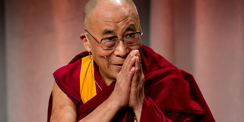 Faça Essa Oração de Dalai Lama Assim Que Acordar e Comece o Dia Com Mais Felicidade e Positividade
