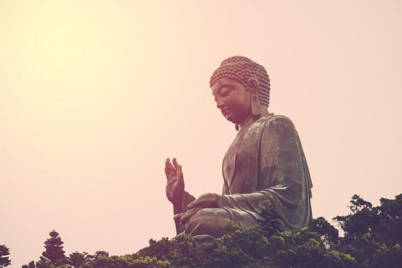 14 Lições De Buda Para Esquecer Preocupações