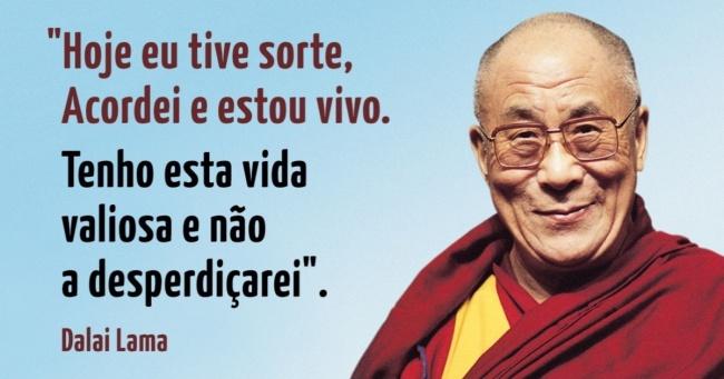 8 Dicas Maravilhosas de Dalai Lama Que Farão Você Ver Sempre o Lado Positivo, Aconteça o Que Acontecer!
