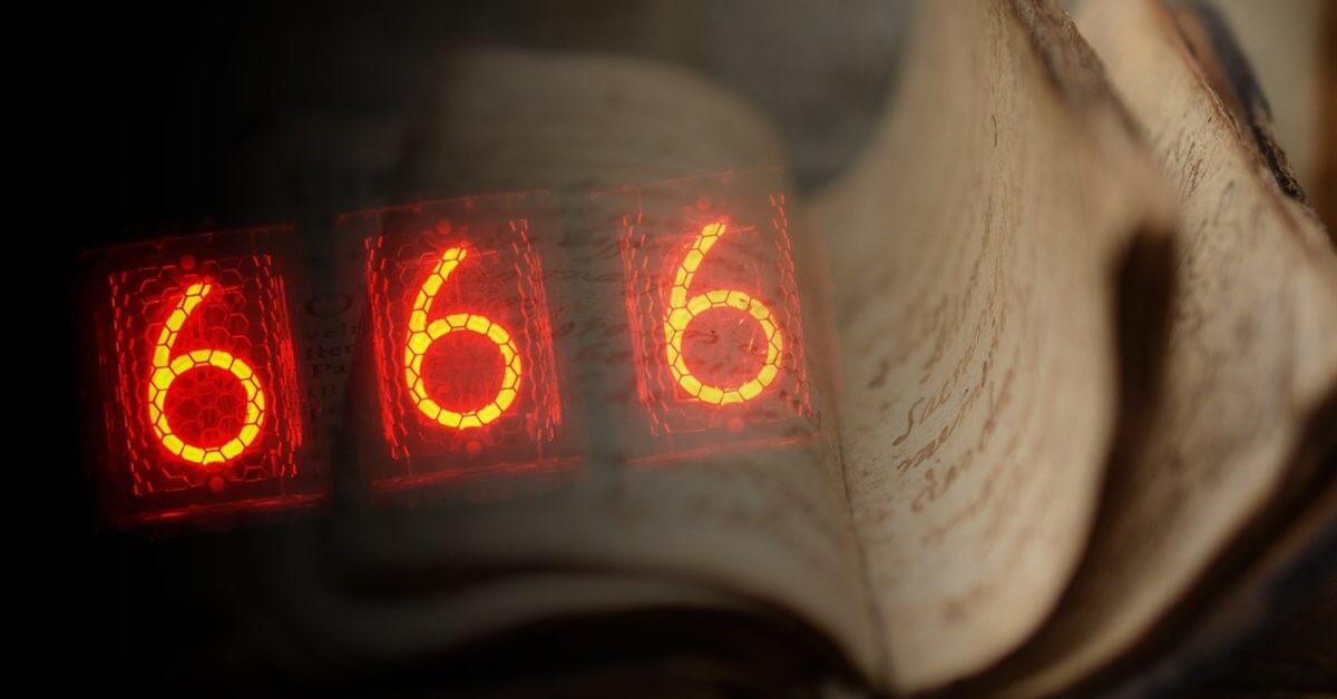 O Significado Oculto Do Número 666: Não é Tão Diabólico Quanto Você Pensa
