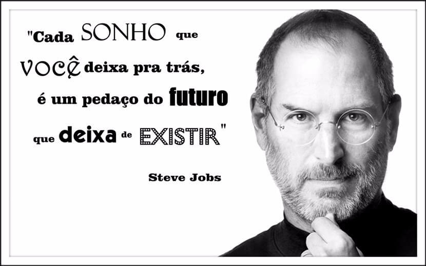 You are currently viewing 35 Frases De Steve Jobs Sobre o Sucesso e a Vida