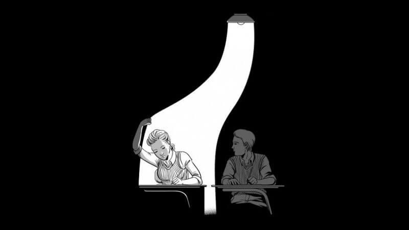 Teste Emocional Que Revela Exatamente o Seu Coração Sente – Que Você Vê Primeiro Nesta Imagem?
