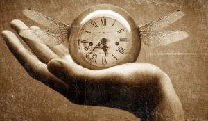 Breve Reflexão Do Dia e Hora Sobre Recuperar o Tempo Perdido!