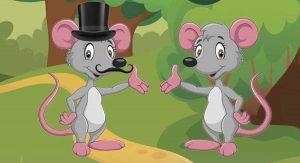 A Parábola Dos Dois Ratos, Uma Reflexão Sobre Orgulho