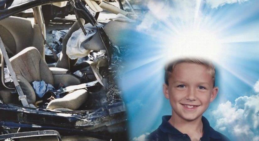 Essa criança voltou do céu e contou tudo sobre o além, veja o que ele disse