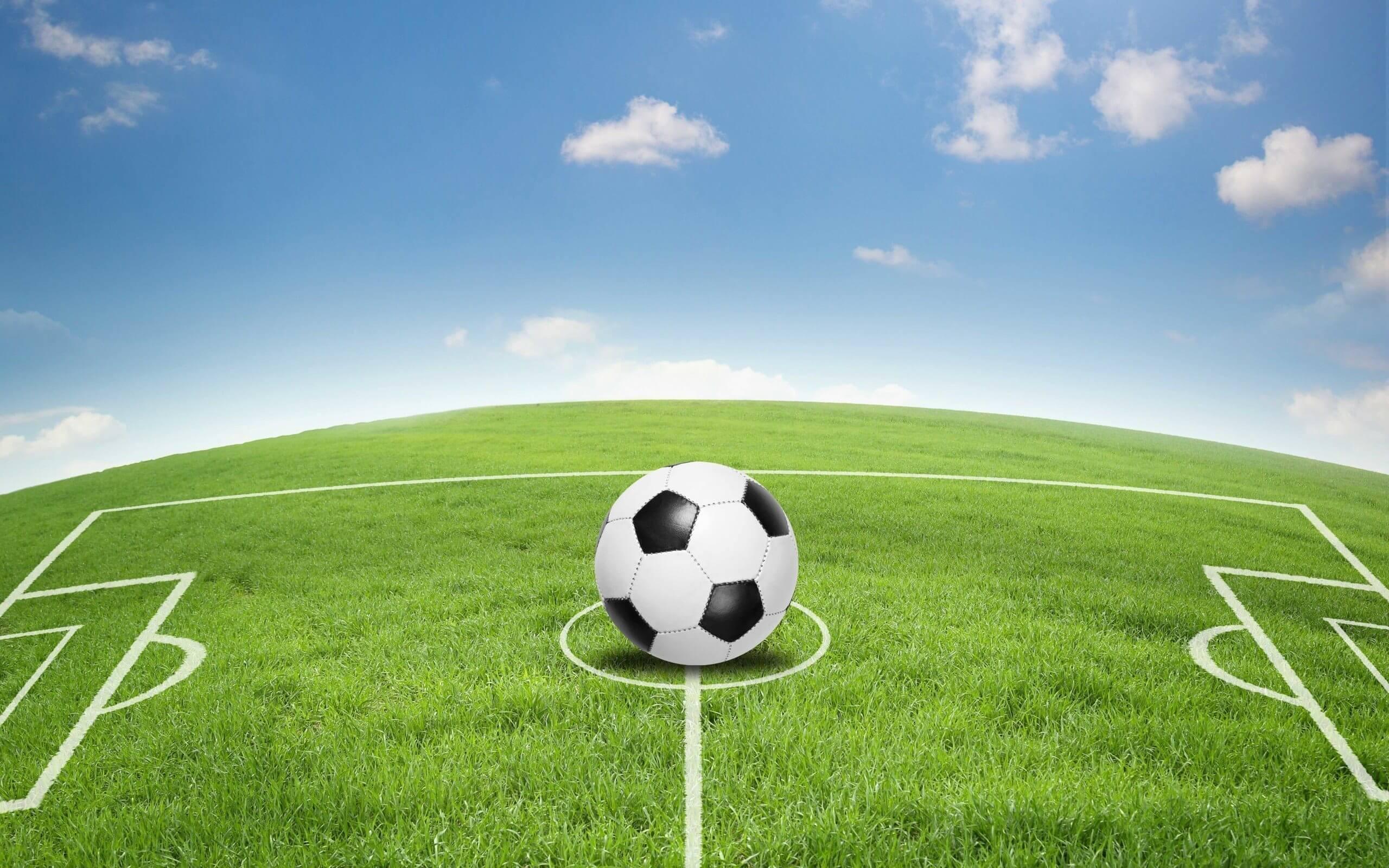 ▷ Sonhar Com Campo De Futebol é Sorte?