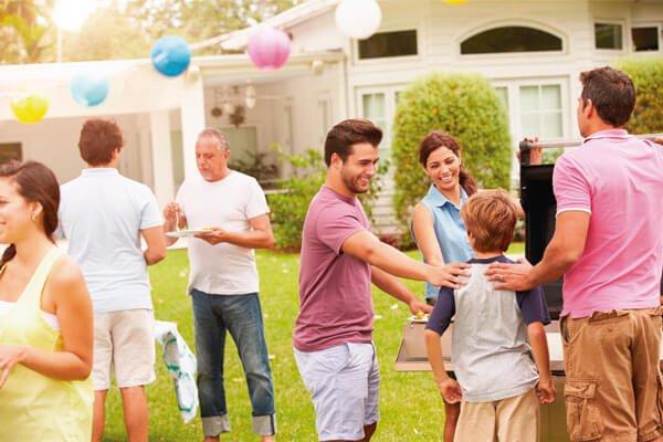 ▷ Sonhar Com Festa Em Família é Bom Presságio?