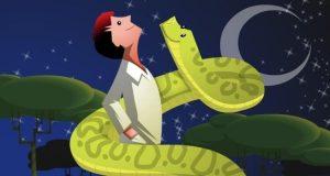 ▷ Sonhar Com Cobra Grande 【Significado Surpreendente】