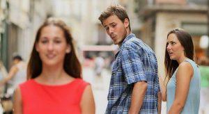 4 Motivos pelos quais um homem é infiel – De acordo com a ciência