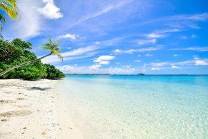 ▷ Sonhar Com Mar Azul 【9 Significados Reveladores】