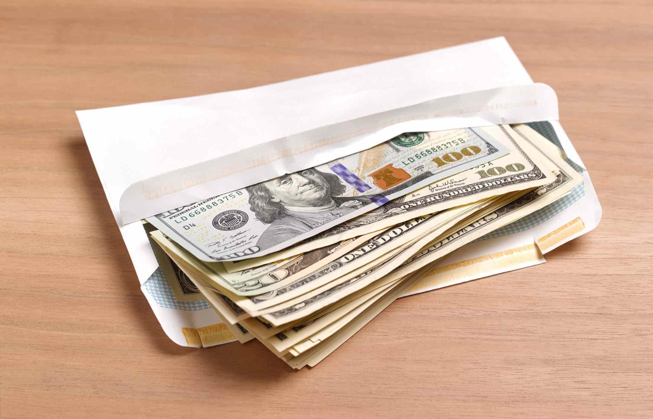Sonhar com encontrar dinheiro
