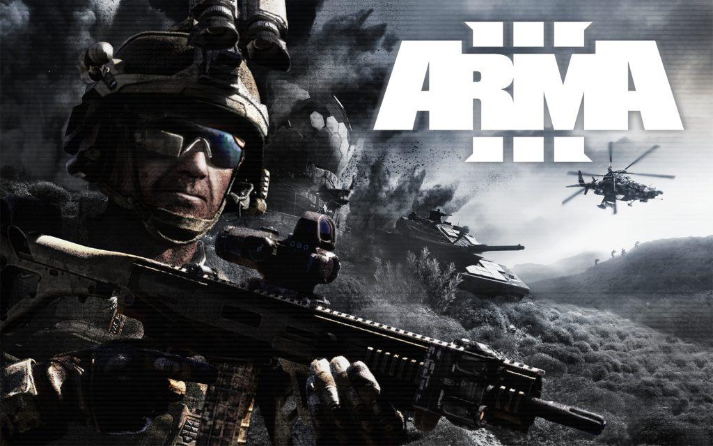 capa do jogo Arma 3