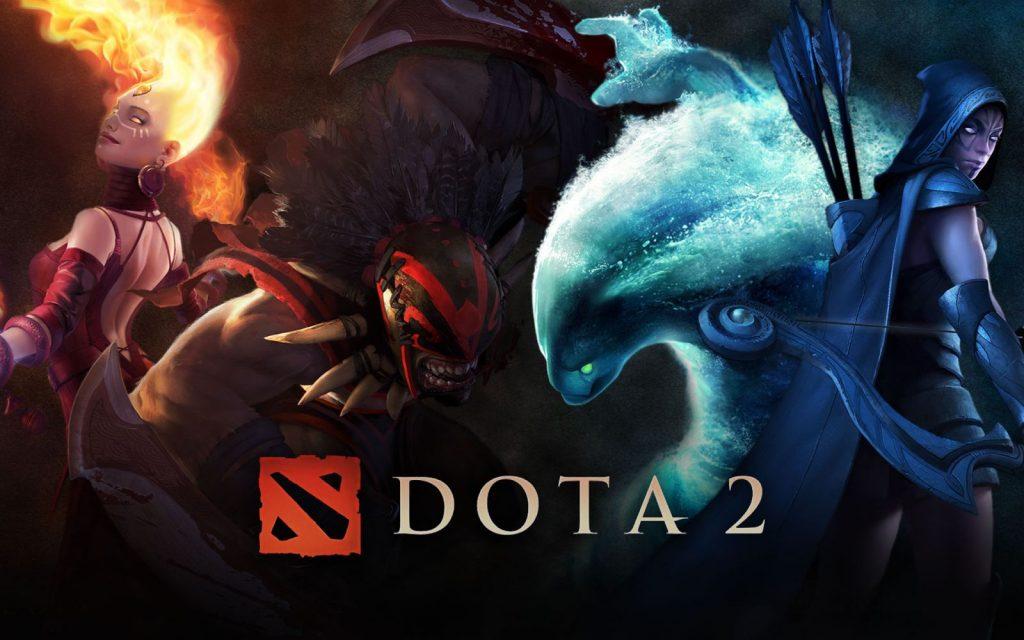 capa do jogo dota 2