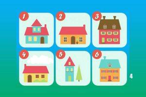 TESTE: Escolha a casa dos seus sonhos