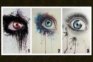 Escolha um olho e descubra o que ele pode dizer sobre você!