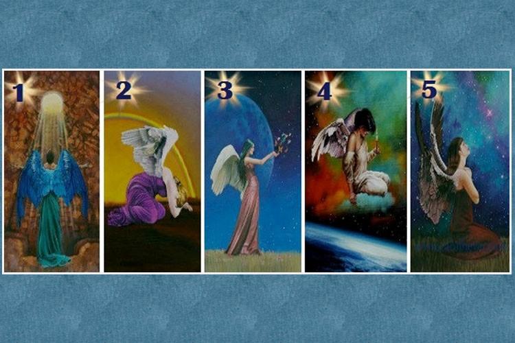Escolha uma carta dos anjos para receber uma mensagem para sua alma