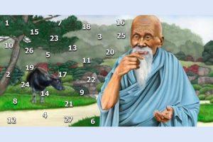 Faça um pedido e escolha um número – O velho sábio dirá se seu desejo se realizará