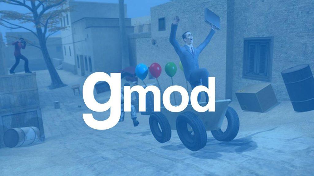 capa do jogo Garry's Mod