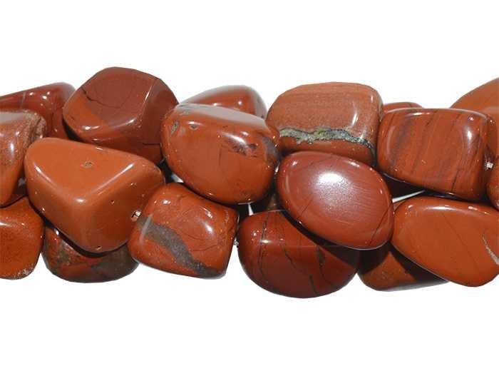 Jaspe Vermelho pedras preciosas da natureza