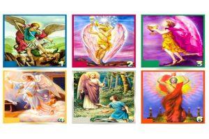 Qual anjo você escolhe? Ele tem uma mensagem para você