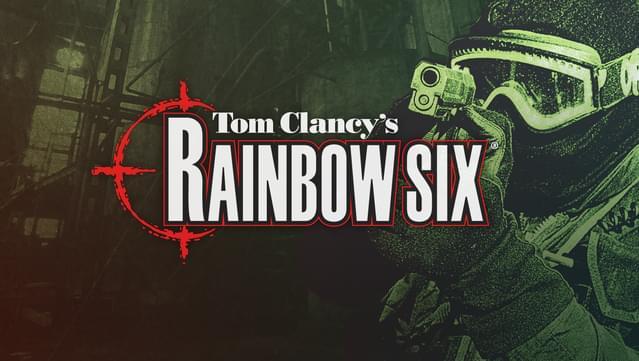 capa do jogo Tom Clancy's Rainbow Six