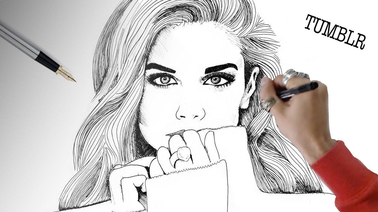 You are currently viewing ▷ 25 Melhores Fotos De Desenhos Tumblr – Os mais lindos